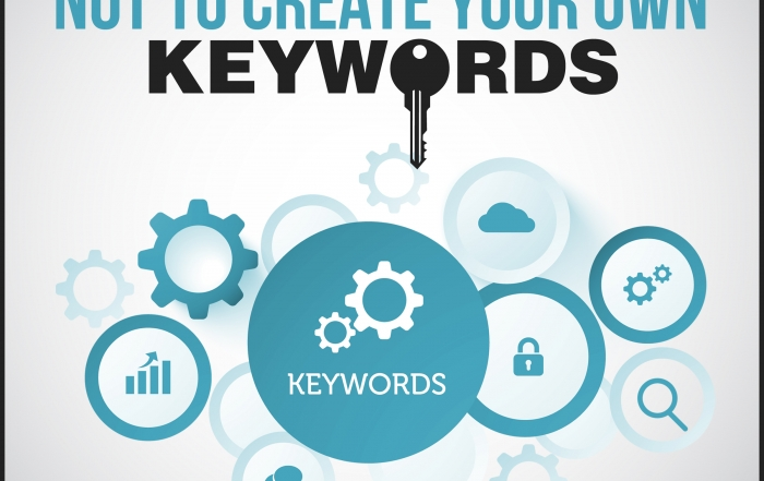 3 Reasons Why You Cannot Create Your Own Keyword List