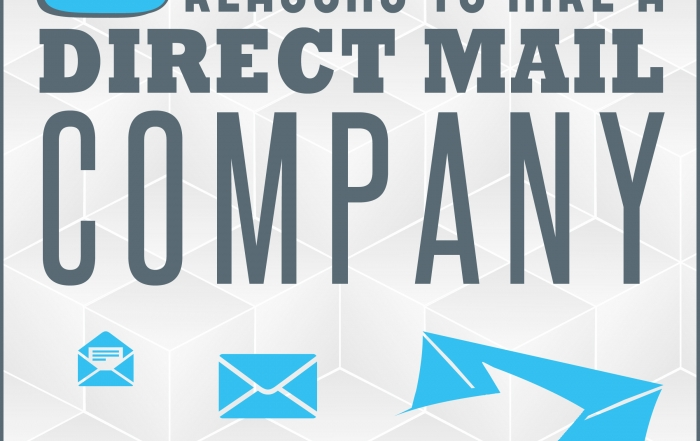 Five Reasons To Hire A Direct Mail Company