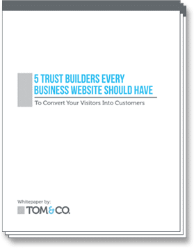 Website Trust Builders