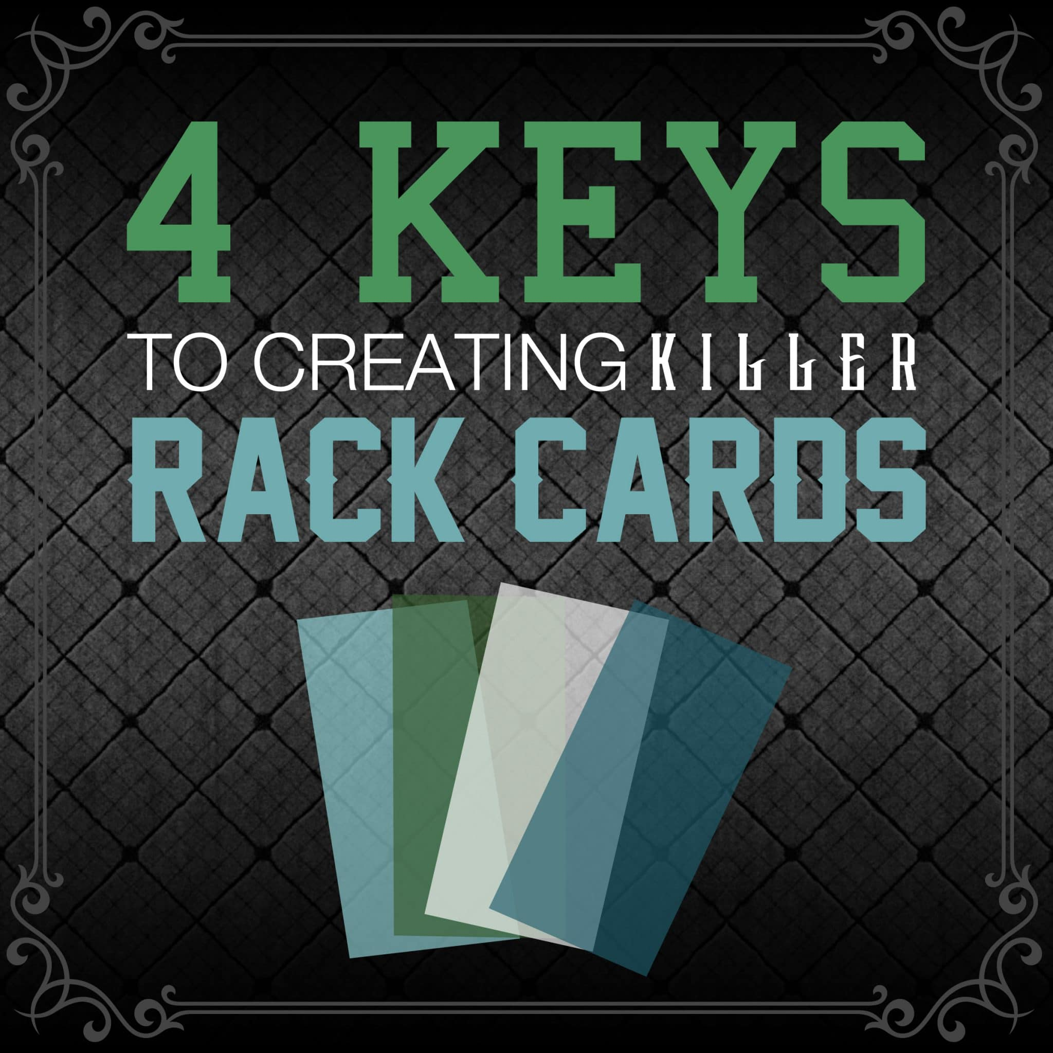 Four keys to creating killer rack cards for your business tom co printing staten island rack card printing colourmoves