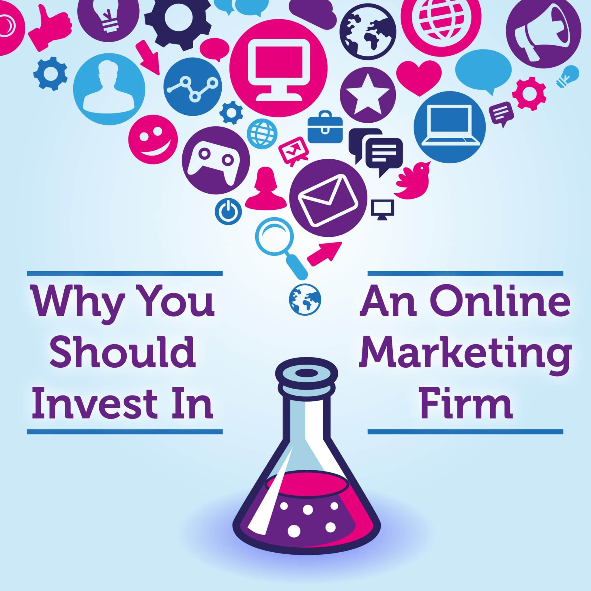 Why You Should Invest In An Online Marketing Firm - Tom & Co