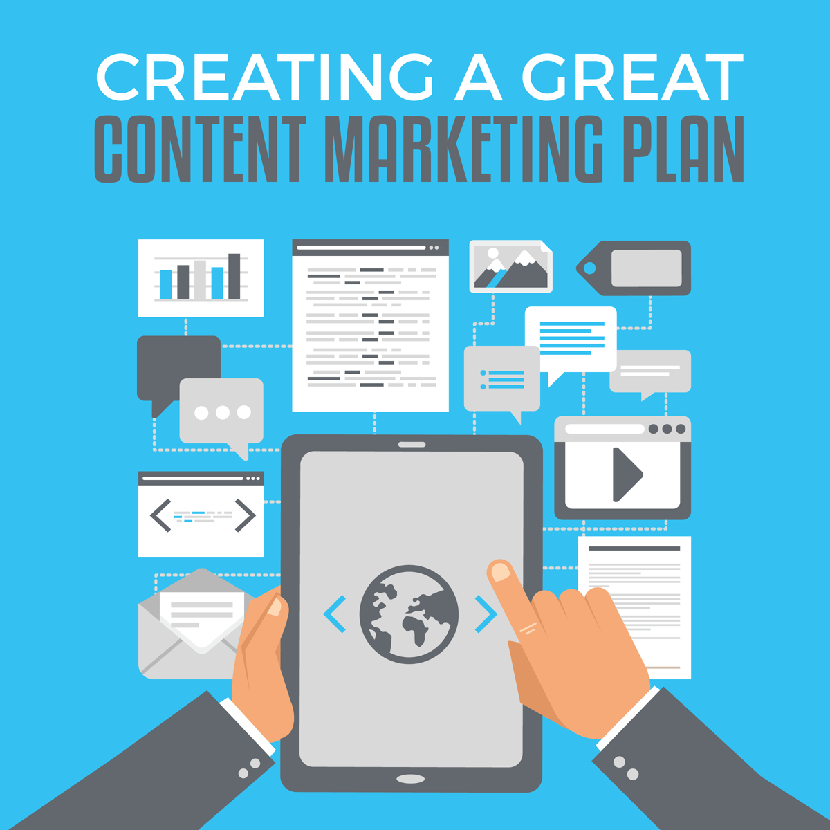 Creating A Great Content Marketing Plan Tom Co – Content Marketing Plans