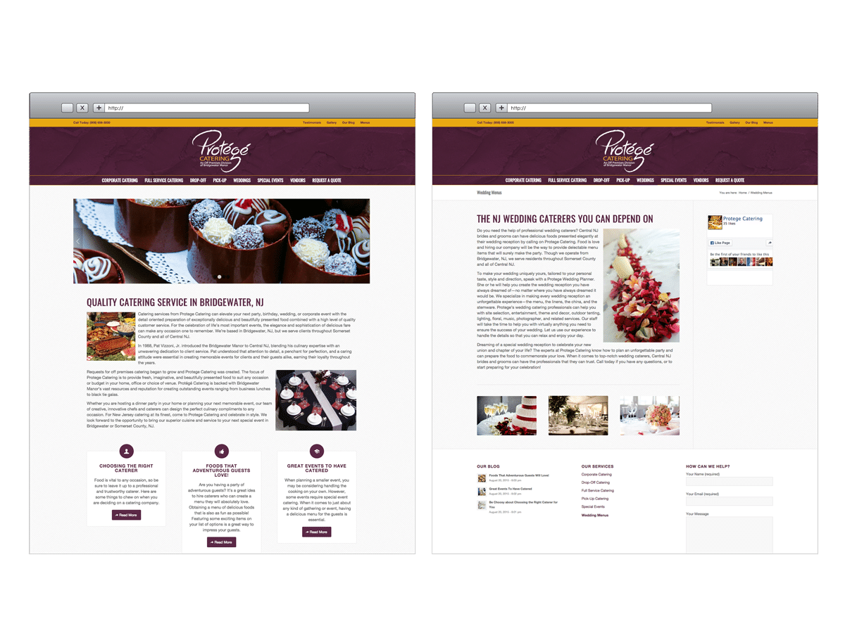 WebsiteSamples_ProtegeCatering